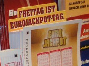 Spil Eurojackpot i Tyskland