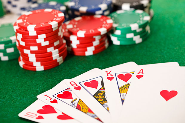 Software kan slå poker professionelle